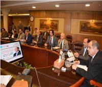 محافظ الغربية يناقش استعدادات المحافظة لمبادرة «100 مليون صحة»