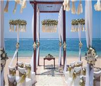تعرف على أفضل الشواطئ المصرية لإقامة حفل زفاف