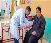شمال سيناء تتجاوز نسبة 80% من المستهدف للمبادرة «100 مليون صحة»