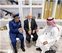 العصار يبحث سبل تعزيز التعاون المشترك مع السعودية بمعرض «ايديكس2019»