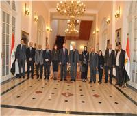 رئيس مجلسالدولة يستقبل نظيره العراقي لبحث سبل التعاون