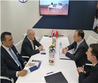 رئيس اللجنة العسكرية ببيلاروسيا يُشيد بالإمكانيات المصرية بمعرض «ايديكس ٢٠١٩»