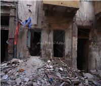 محافظ الإسكندرية: عقار كرموز المنهار صادر له قرار إزالة والسكان رفضوا التنفيذ