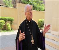 حوار| أسقف الأرمن الكاثوليك: لنا رئتان.. الأولى أرمينيا والثانية مصر