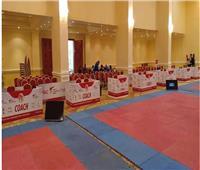 الغردقة تنهي كافة التجهيزات لاستضافة بطولة أفريقيا للباراتايكوندو