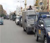 القضاء على 16 إرهابيا في مواجهات مع الأمن الوطني بالعريش
