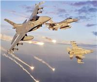 التحالف العربي يقصف خطوط إمداد ميليشيات الحوثي باليمن