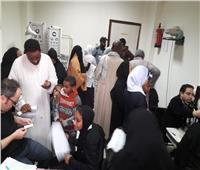 «قافلة الأزهر الطبية» توقع الكشف على 8 آلاف مريض بأسوان