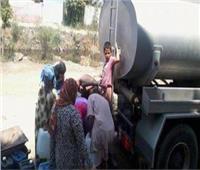 قطع المياه عن مدينة دمنهور بالبحيرة لمدة 12 ساعة