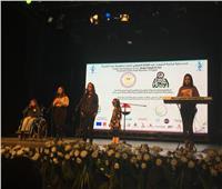 كورال ذوي الاحتياجات الخاصة يبهر الحاضرين بملتقى أولادنا