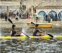 تجديف الأقصر يحقق نتائج مشرفة في بطولة مصر الأهلية للكانوي والكياك