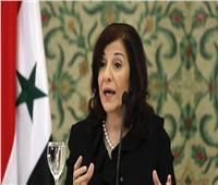 مستشارة الأسد ترفض فكرة منح الأكراد حكمًا ذاتيًا في سوريا