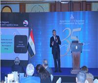 «عرفات»: نستهدف تحويل مصر لمركز عالمي لصناعة النقل واللوجيستيات