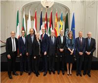 وزير الخارجية يشارك في اجتماع دبلن حول آخر مُستجدات عملية السلام