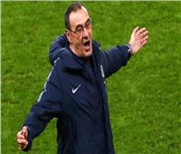 تشيلسي يناقش مستقبل ساري بعد الهزيمة أمام مانشستر يونايتد