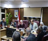 فودة يترأس اجتماعا لمتابعة الخطة الاستثمارية بجنوب سيناء