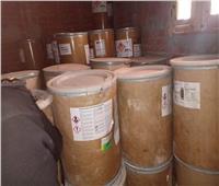 «الزراعة»: ضبط 25 طن مبيدات مجهولة المصدر بالنوبارية