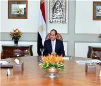 السيسي يبحث مع مدبولي استعدادات استضافة مصر لكأس الأمم الأفريقية