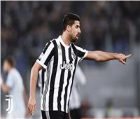 سامي خضيره يغيب عن مباراة اتليتكو مدريد بسبب مشكلة بضربات القلب