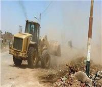 محافظة القاهرة: حملة لرفع مخلفات القمامة بمقابر اليهود