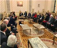 رئيس الإنجيلية للوفد الأمريكي: مصر تواجه حربًا إعلامية