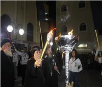 تسليم كؤوس مهرجان «الكرازة المرقسية» بسوهاج