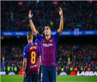 لويس سواريز«قناص» برشلونة يطارده «النحس»