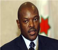 رئيس بوروندي يدعو إلى عقد اجتماع عاجل للاتحاد الأفريقي