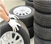 ثبات أسعار «إطارات» السيارات في الأسواق اليوم ٢١ فبراير