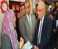 «شوقي» يتفقد مدارس سوهاج ويشارك في ندوة «التعليم ورؤية مصر 2030»