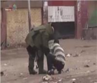 جيهان لبيب تعرض فيديو لحظة إبطال مفعول «قنبلة إمبابة»
