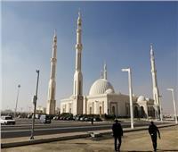 بث مباشر| شعائر صلاة الجمعة من مسجد الفتاح العليم