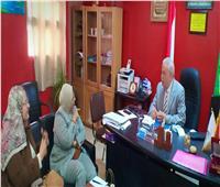 القوى العاملة: تدريب المرأة الإسماعيلية على مهن الحياكة والتفصيل