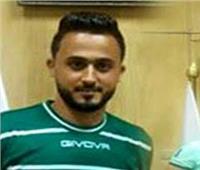 أحمد الشيخ يهدر فرصة الهدف الأول لحرس الحدود في مرمى المقاصة