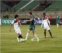 شاهد| «صالح» يقود المصري لفوز صعب على النجوم