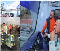 صور| 5 مفاجآت من «القومية للأنفاق» لركاب القطارات والمترو.. بينها مشروع «المليون راكب»