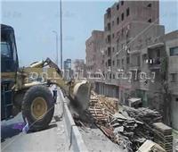 الطرق والكباري: 3 حملات إزالة على الطريق الدائري أسبوعيًا