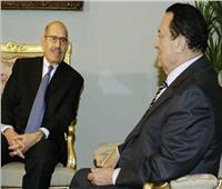 """أحمد موسى يكشف تفاصيل حوار خطير دار بين """"البرادعي"""" و""""مبارك"""""""