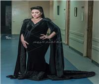 تكريم مطربة الأوبرا مي فاروق  في حفل تتويج miss elegant