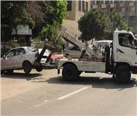 المرور: رصد 11 سيارة متروكة ودراجة بخارية في حملات بالقاهرة