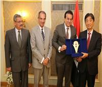 وزيرا التعليم العالي والاتصالات يبحثان تعزيز التعاون مع اليابان في مجال الذكاء الاصطناعي