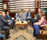 مستثمرون لوزير التنمية المحلية: مصر اليوم بروح جديدة تساعد على النجاح