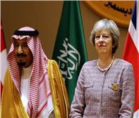 ماي تدعو الملك سلمان للمساهمة في إنهاء الصراع في اليمن