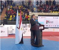 أشرف صبحي: نسعى لدعم الاتحادات الرياضية في تنظيم البطولات العالمية