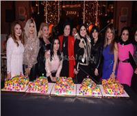 صور| بوسي شلبي وسهير جودة تحتفلان بعيد ميلاد رباب عبد العاطي