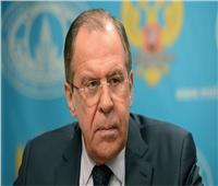 «لافروف» يدعو مجلس الأمن إلى رفع العقوبات عن بيونج يانج