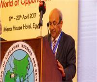 منير: نسعى لإنشاء اتحاد مهني بين الأسواق الأفريقية والآسيوية