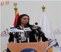 مايا مرسي توقع برتوكول تعاون مع محافظ الدقهلية لصالح «ذوي الإعاقة»