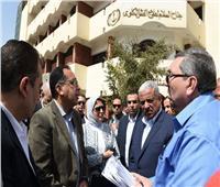 مدبولي لرئيس جامعة السويس: عايز كوادر طبية من أبناء المحافظة