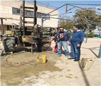 «مهندسين أسيوط» تبدأ عمل المجسات الأرضية لتطوير مقر النقابة